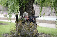 Nga lên án việc chính quyền Ukraine chấm dứt lệnh ngừng bắn