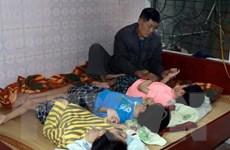 Hỗ trợ, đồng hành cùng các nạn nhân da cam ở Quảng Nam