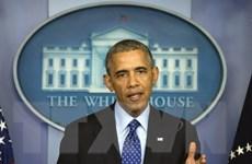 Uy tín của Tổng thống Mỹ sụt giảm đáng kể ở Đức và Nga