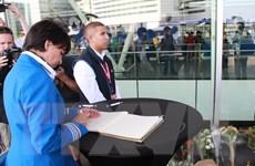 Quốc tịch toàn bộ hành khách trên chuyến MH17 đã được xác định