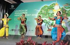 """Lễ hội Di sản Singapore """"Đảo của chúng ta, Nhà của chúng ta"""""""