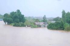 Điện Biên khẩn trương khắc phục thiệt hại do mưa lũ gây ra