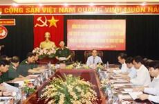 Mặt trận và quân đội phối hợp xây dựng nền quốc phòng vững mạnh