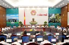 Nghị quyết họp Chính phủ chuyên đề xây dựng pháp luật tháng Bảy