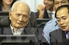 ECCC mở phiên xét xử mới đối với 2 thủ lĩnh cấp cao Khmer Đỏ