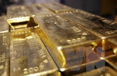 Tình hình căng thẳng leo thang tại Ukraine hỗ trợ giá vàng