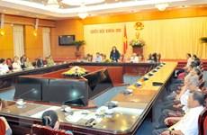 Phó Chủ tịch Quốc hội tiếp đoàn Hội tù yêu nước tỉnh Quảng Ngãi