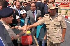 Saudi Arabia khẳng định tiếp tục ủng hộ chính quyền Ai Cập mới