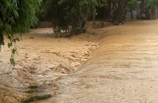 Lào Cai: Một người bị lũ cuốn mất tích khi đang đánh bắt cá