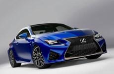 Mẫu xe sang Lexus RC F mới có giá bán từ 59.995 bảng Anh