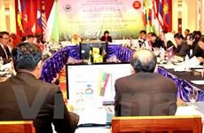 Bế mạc Hội nghị Quan chức cấp cao ASEAN về môi trường lần 25