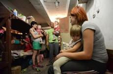 Ukraine: Thành phố Donetsk lại rung chuyển bởi loạt pháo kích