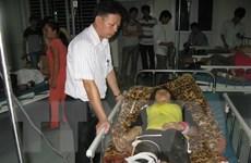 Bảo Việt tạm ứng tiền bồi thường nạn nhân vụ tai nạn tại Lào Cai