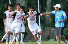Đoàn Thể thao Việt Nam làm lễ xuất quân dự ASIAD 17