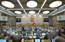 Quốc hội Nga tuyên bố sẵn sàng hợp tác với Phương Tây