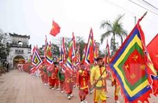 Khu di tích nhà Trần nhận bằng xếp hạng di tích Quốc gia đặc biệt