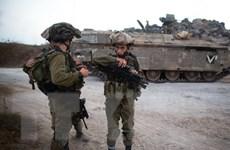 Thủ tướng Israel ủng hộ tăng mạnh ngân sách quốc phòng