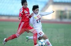 Đội nữ Hà Nội vô địch giải bóng đá nữ U19 Quốc gia 2014