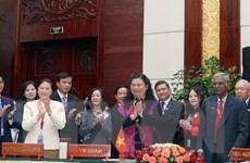 Đại hội đồng Liên Nghị viện ASEAN lần thứ 35 kết thúc tốt đẹp