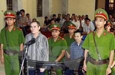 Xét xử 2 đối tượng gây rối trật tự công cộng tại Dương Nội