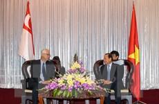 TP.HCM-Singapore hướng hợp tác hàm lượng kỹ thuật công nghệ cao