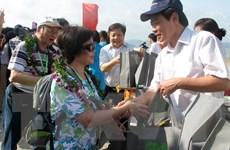 Trao giải thưởng cho các doanh nghiệp du lịch Việt Nam