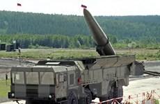 Nga sẽ có 7 lữ đoàn tên lửa chiến thuật Iskander-M vào năm 2015
