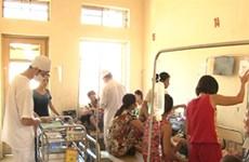 Hòa Bình: 25 học sinh mầm non nhập viện nghi ngộ độc thực phẩm