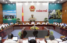 Nghị quyết phiên họp Chính phủ thường kỳ tháng 9 năm 2014