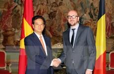 Báo chí Bỉ đưa tin về chuyến thăm của Thủ tướng Nguyễn Tấn Dũng