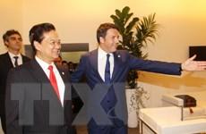 Thủ tướng trả lời phỏng vấn về Biển Đông trên báo chí châu Âu
