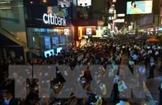 Hong Kong: Tòa án ban bố lệnh cấm chiếm giữ Mong Kok