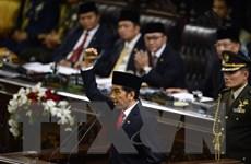 Đại diện Việt Nam tham dự lễ nhậm chức Tổng thống Indonesia