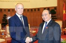 Phó Thủ tướng tiếp Ðoàn các nhà khoa học y tế Liên bang Nga