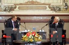 Thúc đẩy hợp tác giữa Thành phố Hồ Chí Minh và Phần Lan