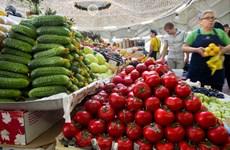 Nga cấm nhập khẩu toàn bộ hàng rau quả từ Ukraine