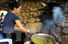 Hội cốm - nét đẹp của văn hóa ẩm thực của dân tộc vùng cao