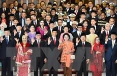 Tổng thống Indonesia chưa công bố danh sách nội các mới