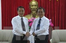 Tăng cường hợp tác thông tin giữa TTXVN với các tỉnh thành phía Nam