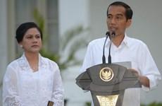 Chính phủ mới của Indonesia đã chính thức ra mắt