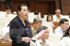 Quốc hội tiếp tục thêm nhiều ý kiến bàn về đầu tư và nợ công