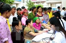 Phát động ra quân chiến dịch Chung tay vì sức khỏe cộng đồng