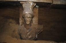 Hy vọng tìm thấy chủ nhân bí ẩn của khu mộ thời Alexander Đại đế