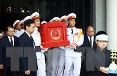 Lãnh đạo Đảng, nhà nước viếng nguyên Phó Thủ tướng Nguyễn Công Tạn