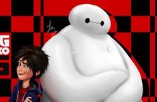 """Hoạt hình""""Big Hero 6"""" của Disney đánh bại bom tấn của Nolan"""