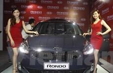 Công ty ôtô Trường Hải Thaco giới thiệu 3 mẫu xe Kia mới
