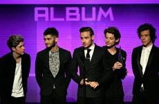 One Direction áp sát Taylor Swift trên bảng xếp hạng Starcount