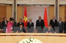 Tương lai tốt đẹp trong quan hệ giữa Việt Nam với Nga và Belarus