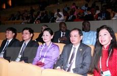 Việt Nam tham gia các hoạt động trong khuôn khổ Hội nghị Pháp ngữ