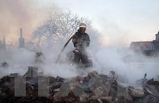 EU chính thức trừng phạt các quan chức Lugansk và Donetsk